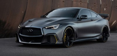 Project Black S: To εντυπωσιακό INFINITI της Nissan